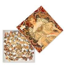 Adult Jigsaw Alphonse Mucha: Reverie: 1000 piece jigsaw