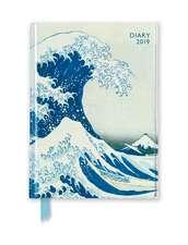 Hokusai Great Wave Pocket Diary 2019