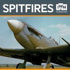 Imperial War Museum – Spitfires Wall Calendar 2020 (Wall Calendar)