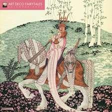 Art Deco Fairytales Wall Calendar 2020 (Art Calendar)