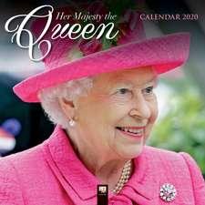 Her Majesty the Queen Wall Calendar 2020 (Art Calendar)