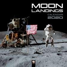 The Moon Landings Wall Calendar 2020 (Art Calendar)