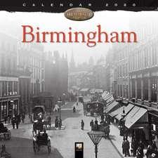 Birmingham Heritage Wall Calendar 2020 (Art Calendar)