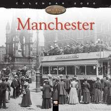 Manchester Heritage Wall Calendar 2020 (Art Calendar)