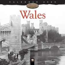 Wales Heritage Wall Calendar 2020 (Art Calendar)