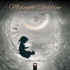 Midnight Children by Beverlie Manson Wall Calendar 2021 (Art Calendar)