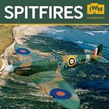 Imperial War Museum - Spitfires Wall Calendar 2021 (Art Calendar)