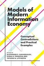 Models of Modern Information Economy