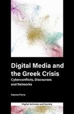 Digital Media and the Greek Crisis