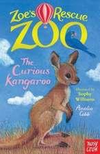 Zoe's Rescue Zoo: The Curious Kangaroo