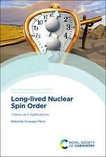Long-Lived Nuclear Spin Order: Theory and Applications