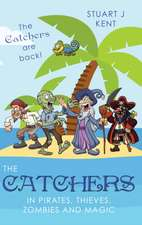 Catchers in Pirates, Thieves, Zombies and Magic