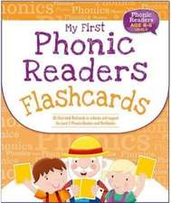My First Phonic Readers Flashcards Lvl 2