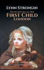 She Decided to Call Her First Child London