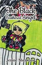 Black Feathered Angel