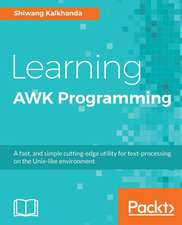 Learning AWK Programming