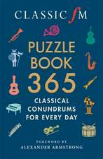 Classic FM Puzzle Book 365