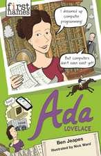 ADA (Lovelace - First Names)
