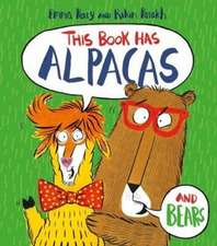 Perry, E: This Book Has Alpacas And Bears
