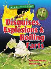 Disguises, Explosions and Boiling Farts