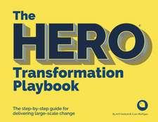 Transformation Playbook