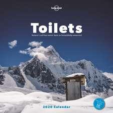 Toilets Calendar 2020