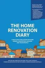 Home Renovation Diary