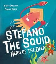 Meddour, W: Stefano the Squid