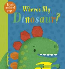 Where's My Dinosaur?