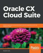Oracle CX Cloud Suite
