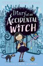 Diary of an Accidental Witch