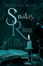 Snake Ring in Flight