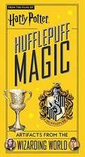Revenson, J: Harry Potter: Hufflepuff Magic - Artifacts from