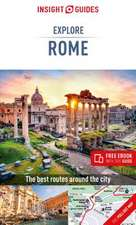 Insight Guides Explore Rome (Travel Guide with Free eBook)