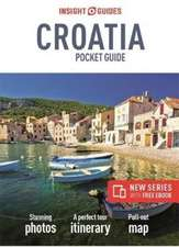 Insight Guides Pocket Croatia (Travel Guide with Free eBook)
