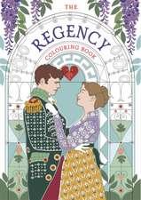 Regency Colouring Book