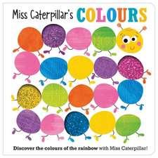 Miss Caterpillar's Colours