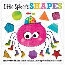 Little Spider's Shapes