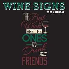 WINE SIGNS 2020
