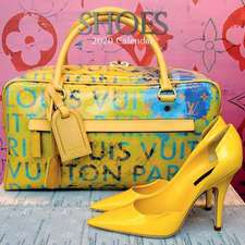 Shoes - Damenschuhe 2020 - 16-Monatskalender