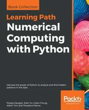 Numerical Computing with Python