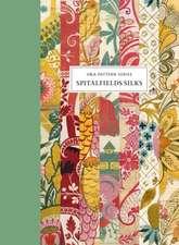V&a Pattern: Spitalfields Silk
