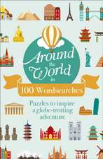 Around the World in 100 Wordsearches