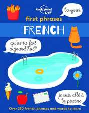 First Phrases - French