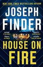 Finder, J: House on Fire
