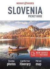 Insight Guides Pocket Slovenia (Travel Guide with Free eBook)