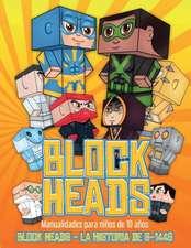 Manualidades para niños de 10 años (Block Heads - La historia de S-1448)