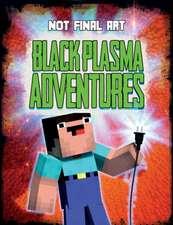 MINECRAFT GRAPHIC NOVEL BLACK PLASMA A