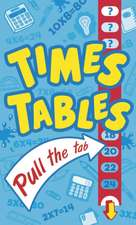 Arcturus Publishing: Times Tables Pull the Tab