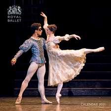 The Royal Ballet Wall Calendar 2021 (Art Calendar)